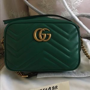 Brand New Gucci Mini Camera Bag
